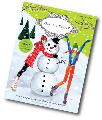 Snow Day Holiday Catalog