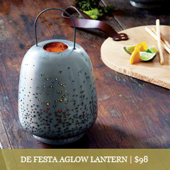 De Festa Aglow Lantern