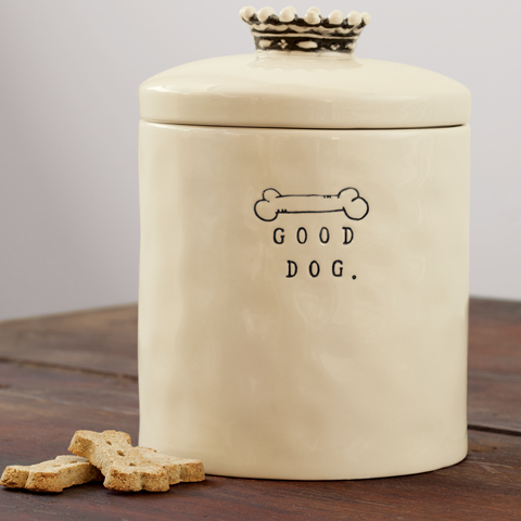 Good Dog Treat Jar