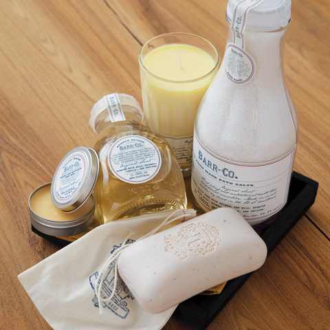 French Milk Spa Tray