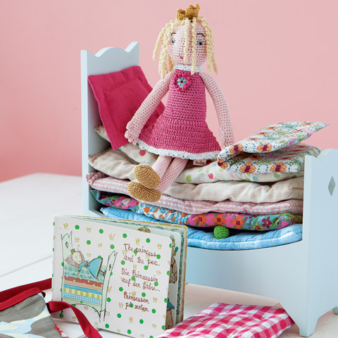 Princess & The Pea Play Set
