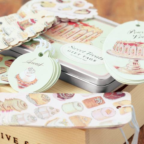 Sweet Treats Gift Tags