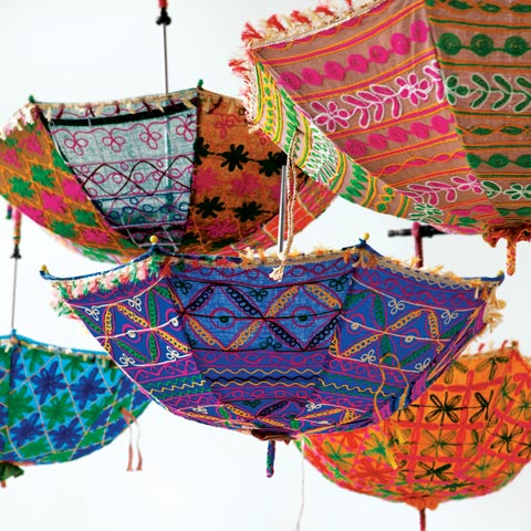 Bohemian Parasols