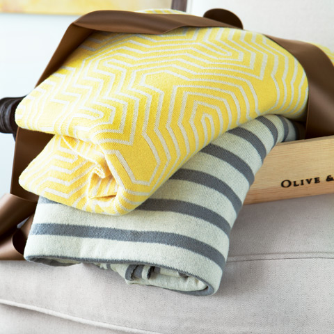 Nantucket Cotton Throws