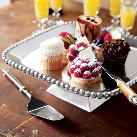 Beaded Soiree Serving Set