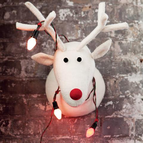 Felted Reindeer