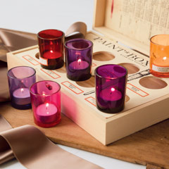 Paint Box Votives