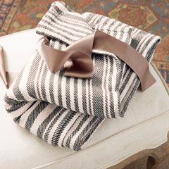 Hemingway Striped Woven Blanket