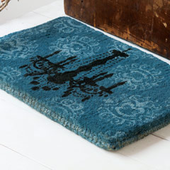 Chandelier Door Mat