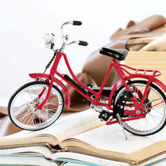 Model Red Cruiser