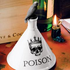 """Poison"" Decanter"