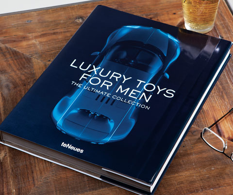Luxury Toys Book 53