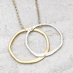 Unity Circle Necklace