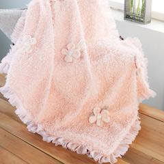 Posh Petals Stroller Blanket