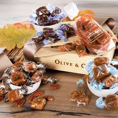 Olive & Cocoa Gourmet Autumn Caramels