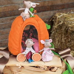 Cinderella's Pumpkin Play Set