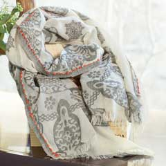 D'orsay Paisley Scarf