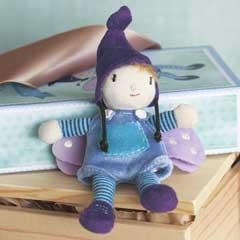 Tiny Tooth Fairy Doll